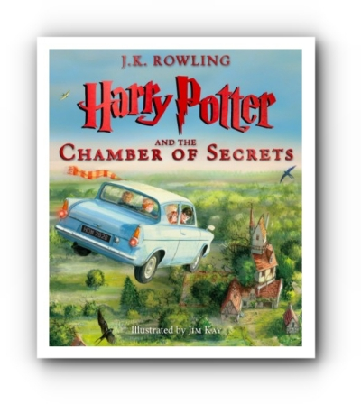 02. Harry Potter Chamber of Secrets
