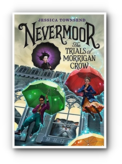 03a Nevermoor - Trails of Morrigan Crow