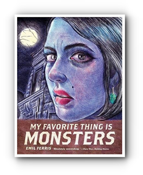 14 My favorite thing is Monsters 14