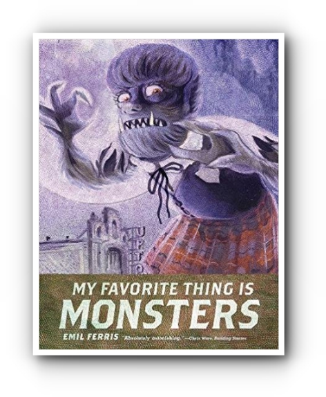 4e My Favorite thing is Monsters