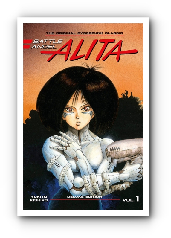 Border Battle Angle Alita