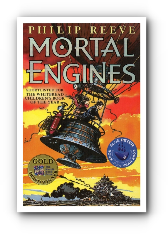 border Mortal Engines