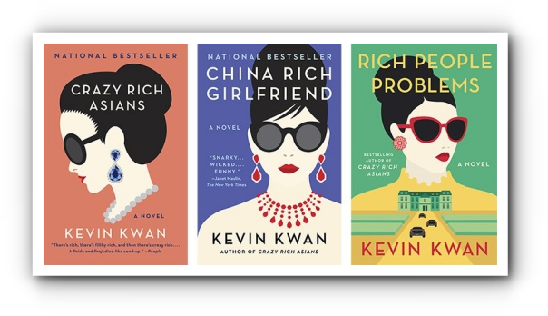 Crazy Rich Asians trilogy
